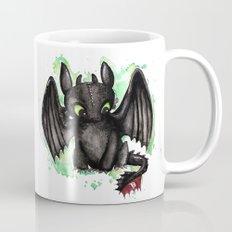 Toothless Watercolor Mug