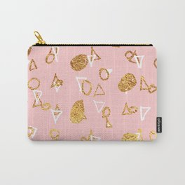Push Yourself And Dont Settle Carry-All Pouch