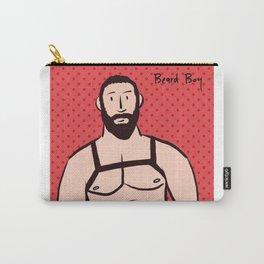 Beard Boy: Bruno Carry-All Pouch
