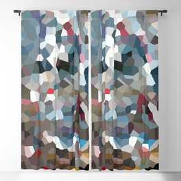 Happy New Year Moon Love Blackout Curtain