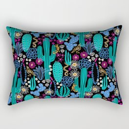 Sonoran Landscape Rectangular Pillow