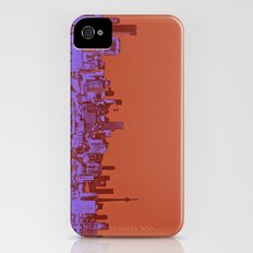 TORONTO CITY II Slim Case iPhone (4, 4s)