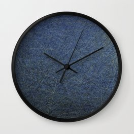 Starry Lines Wall Clock