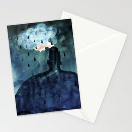 Mare Imbrium Stationery Cards