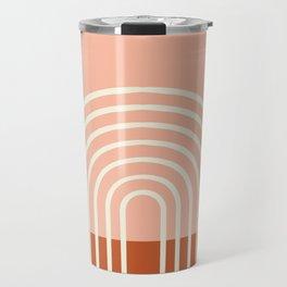 Terracota Pastel Travel Mug