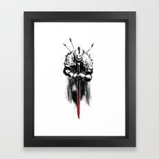Dark Souls Framed Art Print