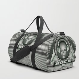 Currency of Rock / Accept no substitutes Duffle Bag