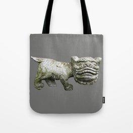 Little Stone Monster Tote Bag