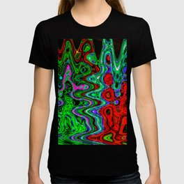 Groovy Trees T-shirt