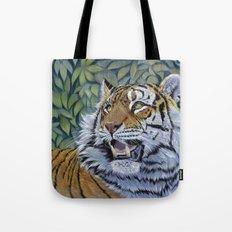 Tiger 807 Tote Bag