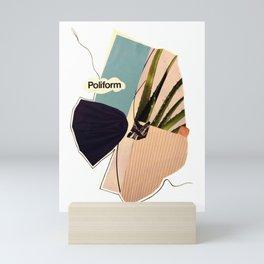 Poliform Mini Art Print