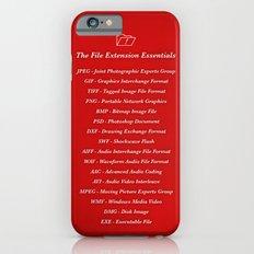 Essentials Slim Case iPhone 6s