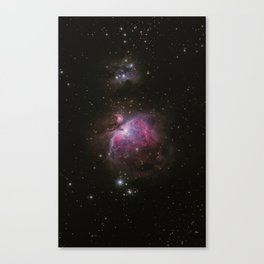 Cosmic Galaxy Canvas Print