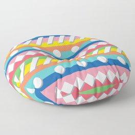 www.iseepattern.com Floor Pillow