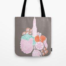 NYC- Spring Tote Bag