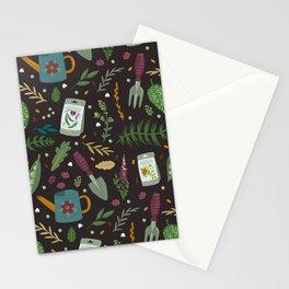 Garden tillage Stationery Cards