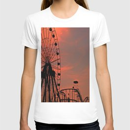 Sundown in Fun Town T-shirt