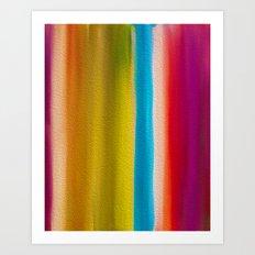 Zoom zoom! Art Print