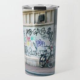 Streets of Amsterdam Travel Mug