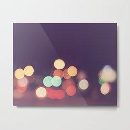 half light Metal Print