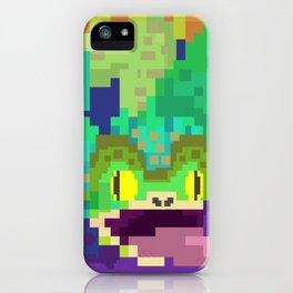 Pukei Pukei iPhone Case