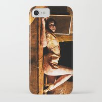 silent hill iPhone & iPod Cases featuring Silent Hill by RunRabbitEntertainment