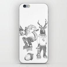 F*** your christmas iPhone & iPod Skin