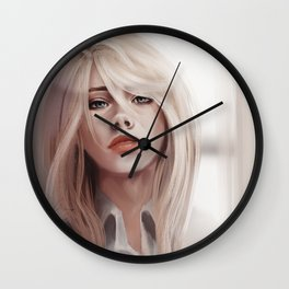 Historia Wall Clock