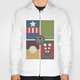 The Mighty Avengers Hoody