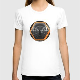 Trapped In Abstract T-shirt