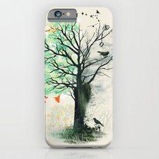 They Loved the Landscape to Death Slim Case iPhone 6