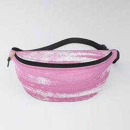 Pink Streak Fanny Pack