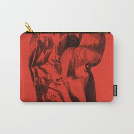 Jeans on red Carry-All Pouch