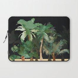 Tropical Landscape Laptop Sleeve