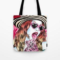 Vulgar Darling Tote Bag