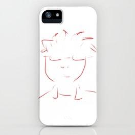 Face 4 iPhone Case