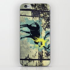 Just becuase I am blond doesn't mean I put out! iPhone & iPod Skin