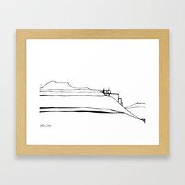 Landscape 071812 Framed Art Print