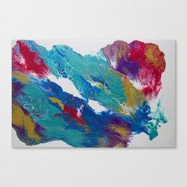 Breath of God Canvas Print