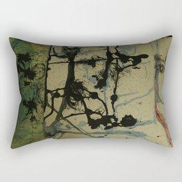 Entre manchas Rectangular Pillow