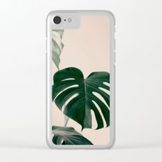 Botanical Vibes VII Clear iPhone Case