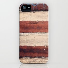 Tagged iPhone Case
