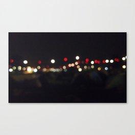 Festival Lights Canvas Print
