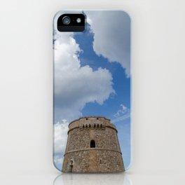 Tower Alcaufar, Menorca iPhone Case