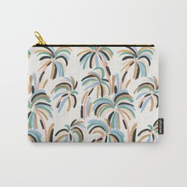 Rainbow Palm Carry-All Pouch