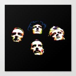 Queen band Canvas Print