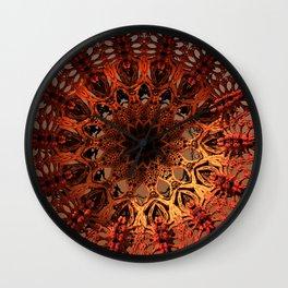 Sun Dial Wall Clock