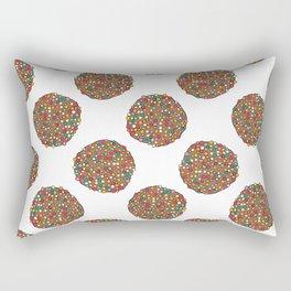 FRECKLES - WHITE Rectangular Pillow