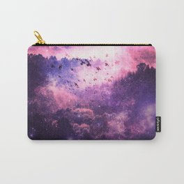 Soaring Space Carry-All Pouch