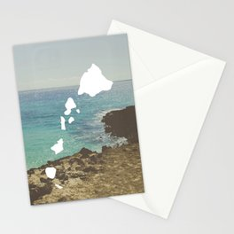 Hawaii | makena islands Stationery Cards